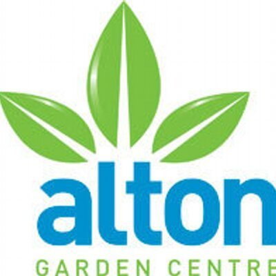 Logo tuincentrum Altons Garden Centre