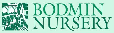 Logo tuincentrum Bodmin Nursery