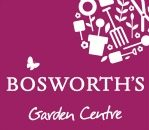 Logo tuincentrum Bosworth's Nurseries and Garden Centre