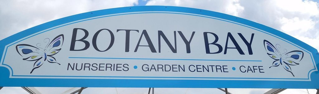 Logo tuincentrum Botany Bay Nurseries, Garden Centre and Cafe