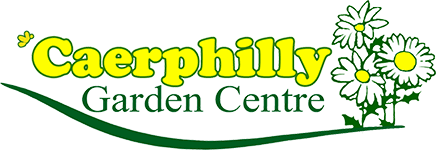Logo tuincentrum Caerphilly Garden Centre