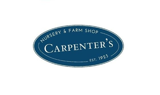 Logo tuincentrum Carpenters Nursery