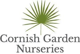 Logo tuincentrum Cornish Garden Nurseries