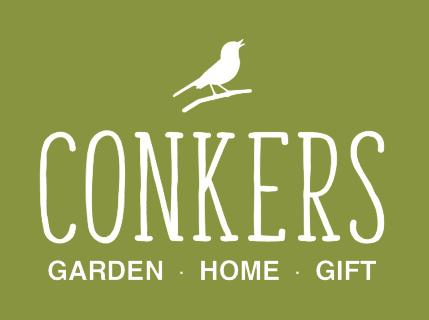 Logo tuincentrum Conkers Garden Centre