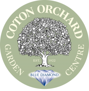 Logo tuincentrum Coton Orchard Garden Centre