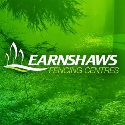 Logo tuincentrum Earnshaws Fencing Centre