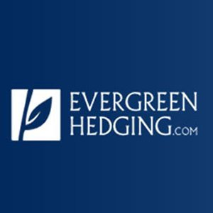 Logo tuincentrum Evergreen Hedging