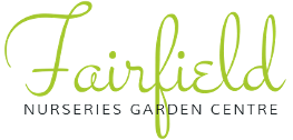 Logo tuincentrum Fairfield Nurseries