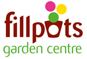 Logo tuincentrum Fillpots Nurseries