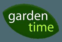 Logo tuincentrum Gardentime