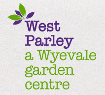 Logo tuincentrum West Parley, A Wyvale Garden Centre