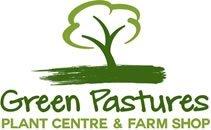 Logo tuincentrum Green Pastures Plant Centre