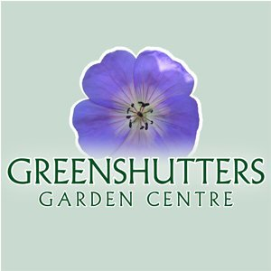 Logo tuincentrum Greenshutters Garden Centre