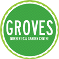 Logo tuincentrum Groves Nurseries