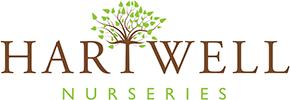 Logo tuincentrum Hartwell Nurseries