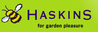 Logo tuincentrum Haskins Garden Centre West End