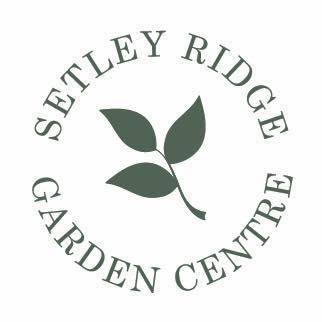 Logo tuincentrum Setley Ridge Garden Centre