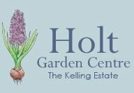 Logo tuincentrum Holt Garden Centre