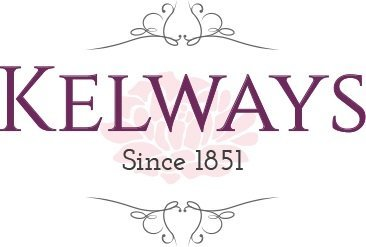 Logo tuincentrum Kelways Garden Centre
