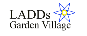 Logo tuincentrum LADDs Garden Village