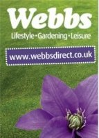 Logo tuincentrum Webbs Garden Centre West Hagley