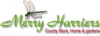 Logo tuincentrum Merry Harriers Garden Centre
