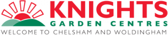 Logo tuincentrum Knights Garden Centres