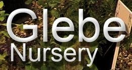 Logo tuincentrum The Glebe Nurseries