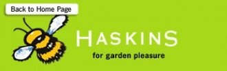 Logo tuincentrum Haskins - Snow Hill Garden Centre