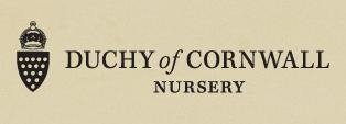 Logo tuincentrum Duchy of Cornwall Nursery