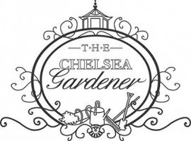 Logo tuincentrum The Chelsea Gardener