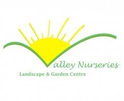 Logo tuincentrum Valley Nurseries
