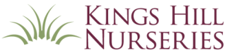 Logo tuincentrum Kings Hill Nurseries