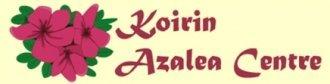 Logo tuincentrum Koirin Azalea Centre