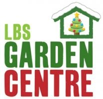 Logo tuincentrum LBS Garden Centre