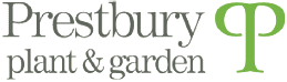 Logo tuincentrum Prestbury Plant & Garden