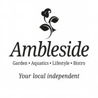 Logo tuincentrum Ambleside Garden Centre