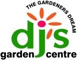 Logo tuincentrum DJ's Garden Centre