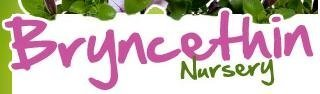 Logo tuincentrum Bryncethin Nurseries