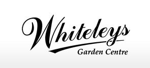 Logo tuincentrum Whiteleys Garden Centre