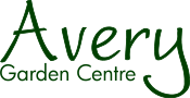 Logo tuincentrum Avery garden centre