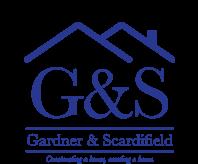 Logo tuincentrum Gardner & Scardifield