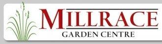 Logo tuincentrum Mill Race Garden Centre