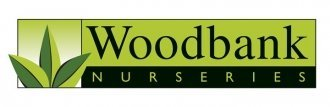 Logo tuincentrum Woodbank Nurseries