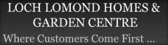 Logo Loch Lomond Homes and Gardens Centre