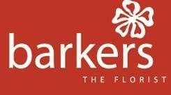 Logo Barkers Garden Centre and Florist