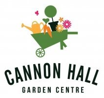Logo tuincentrum Cannon Hall Garden Centre