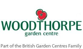 Logo tuincentrum Woodthorpe Garden Centre-British Garden Centres