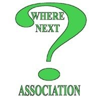 Logo tuincentrum Where Next Association