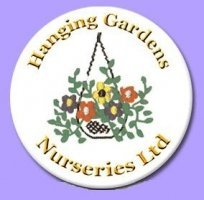 Logo tuincentrum Hanging Gardens Nurseries